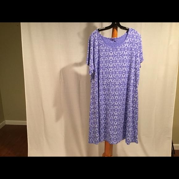 fresh produce Dresses & Skirts - Fresh Produce self print dress 2X